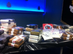 VPD says this might be the biggest cocaine seizure in the city's history (Olsy Sorokina/BCIT News)