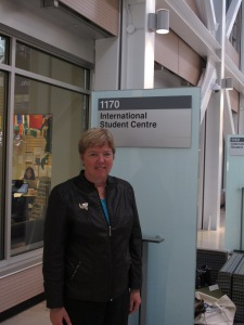 Ombudsperson Kim Carter visited BCIT as part of her provincial tour. (Courtesy BC Ombudsperson Office)
